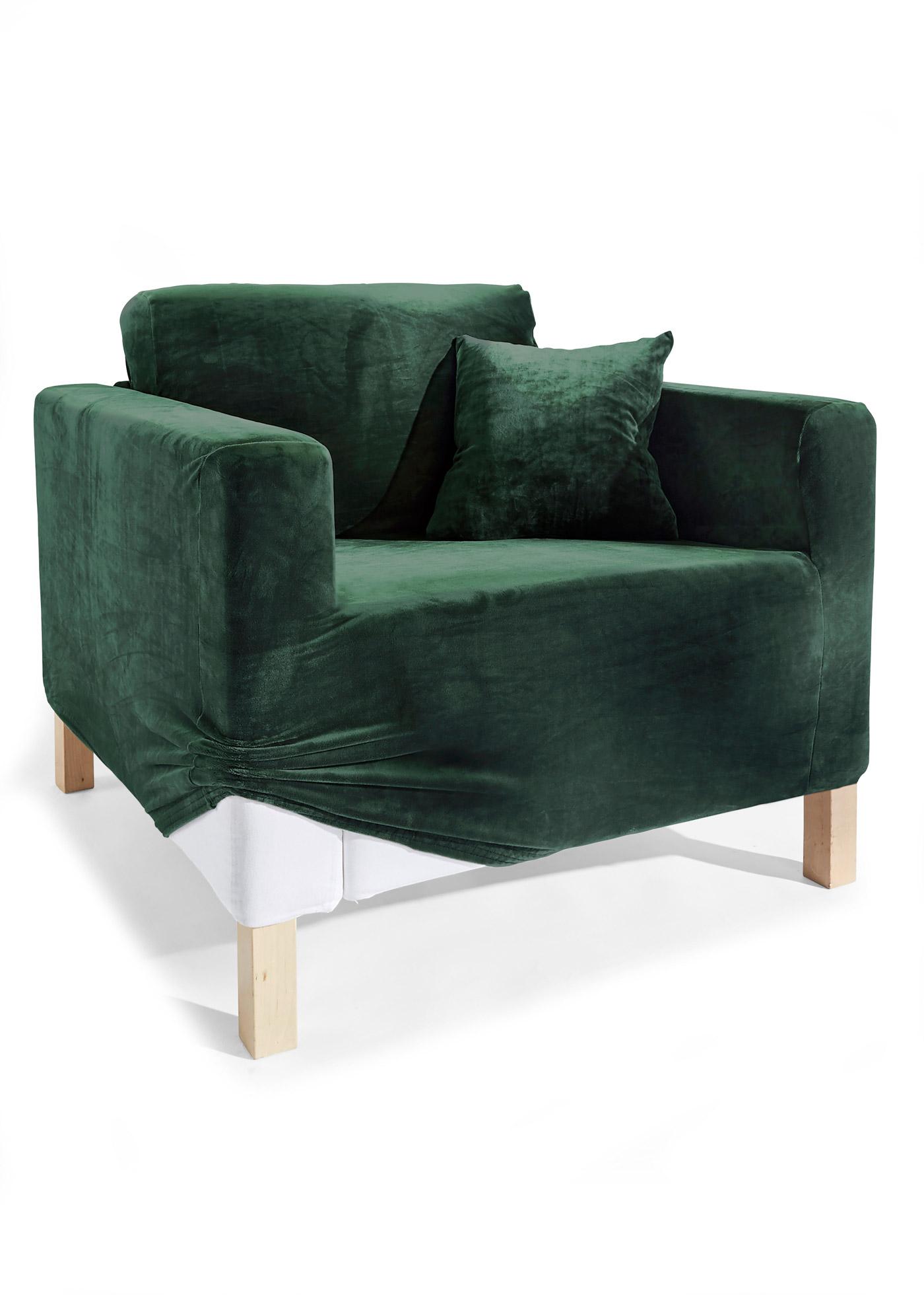 Copridivano Tina (Verde) - bpc living bonprix collection