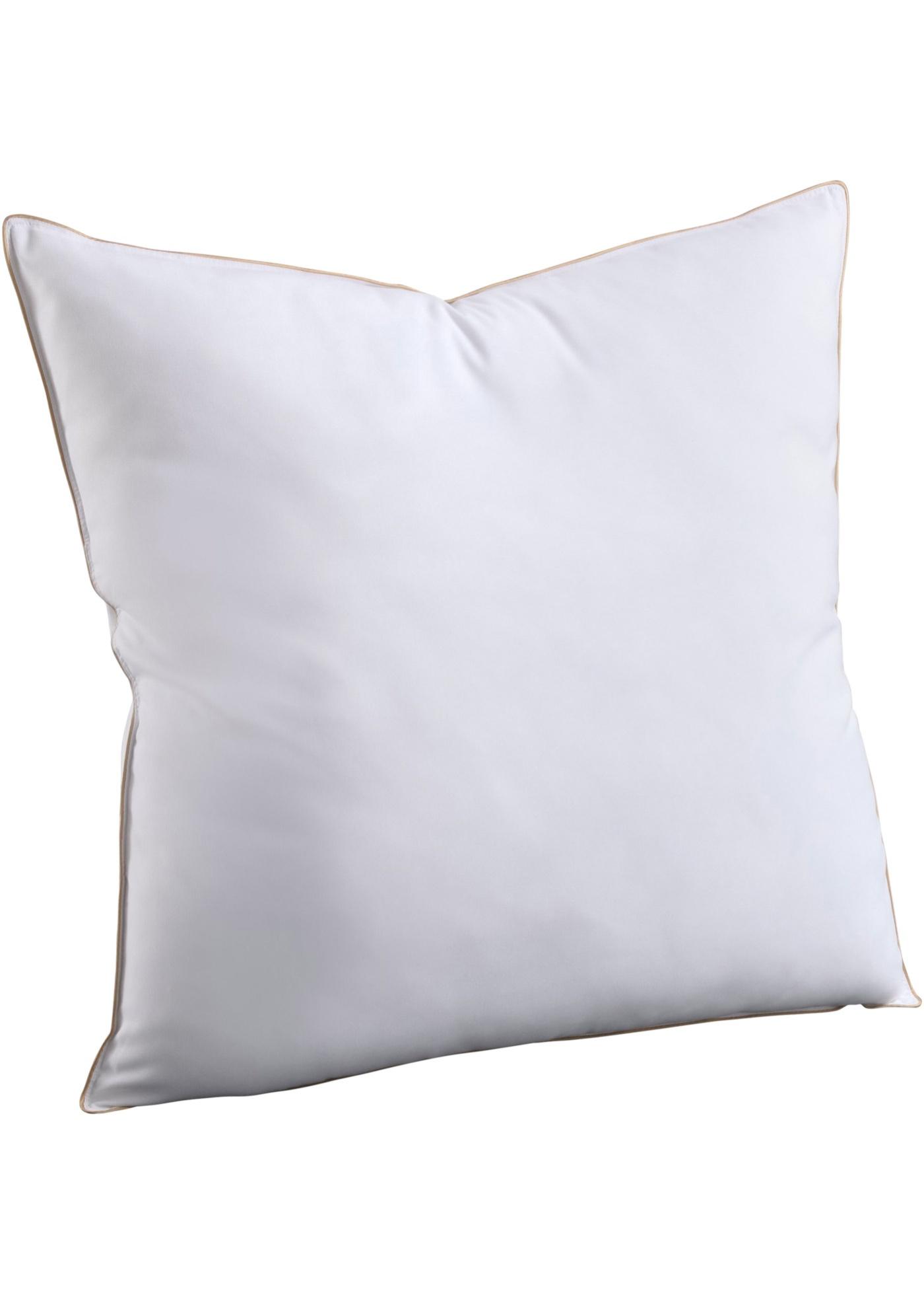 Cuscino effetto piumino rigido (Bianco) - bpc living bonprix collection