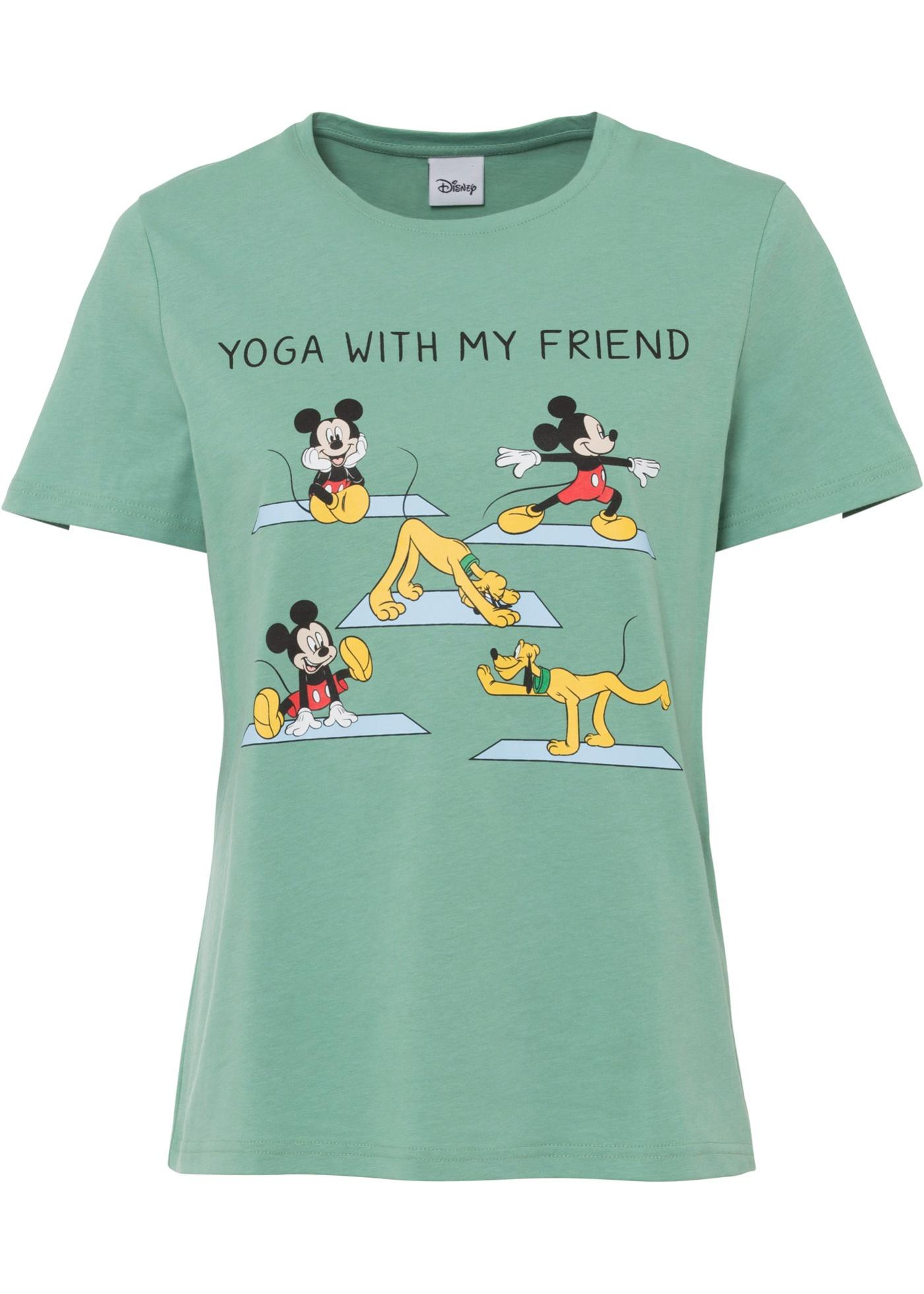 T-shirt con Mickey Mouse (Verde) - Disney