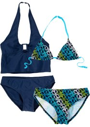 Bikini + tankini (set 4 pezzi), bpc bonprix collection