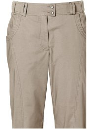 Pantaloni 7/8, bpc bonprix collection, Sabbia
