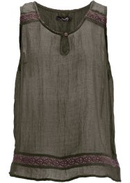 Blusa ricamata, bpc bonprix collection