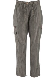 Pantaloni cargo 7/8, bpc bonprix collection