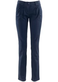 Pantaloni chino, bpc bonprix collection, Blu scuro