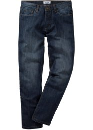 Jeans regular fit straight, John Baner JEANSWEAR, Blu scuro