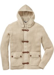 Cardigan con cappuccio regular fit, bpc bonprix collection