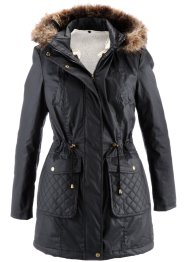Parka rivestito 2 in 1, bpc bonprix collection