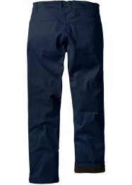 Pantalone termico elasticizzato regular fit straight, bpc bonprix collection