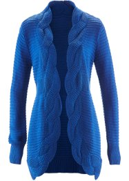 Cardigan, bpc selection, Blu di Prussia
