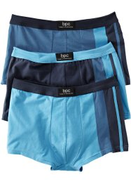 Boxer (pacco da 3), bpc bonprix collection, Blu jeans