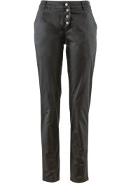 Pantaloni elasticizzati, bpc bonprix collection, Nero