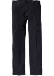 Pantalone chino in velluto regular fit, bpc selection