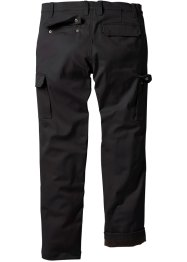 Pantaloni cargo termici regular fit, bpc bonprix collection