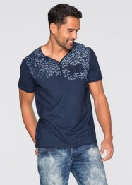 T-shirt slim fit, RAINBOW, Blu scuro