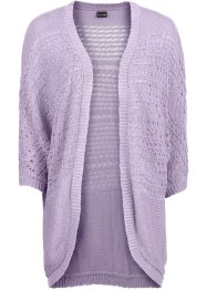Cardigan, BODYFLIRT, Violetto