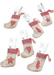 "Sacchetto portaposate ""Jule"" (set 6 pezzi), bpc living bonprix collection"