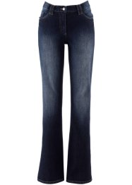 "Jeans elasticizzato ""Bootcut"", bpc bonprix collection, Dark denim"