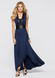 Abito, BODYFLIRT boutique, Blu scuro / nero