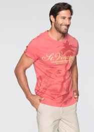 T-shirt regular fit, bpc bonprix collection, Rosa