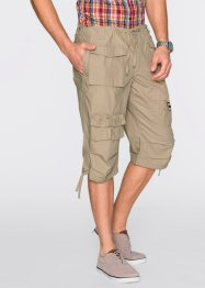 Bermuda lungo loose Fit, bpc bonprix collection, Beige