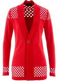 Cardigan, bpc selection, Rosso