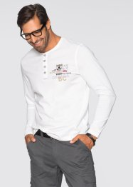 Maglia a manica lunga slim fit, bpc selection