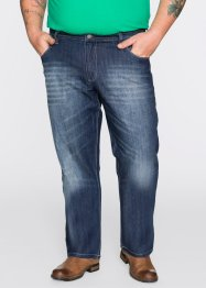 Jeans loose fit straight, John Baner JEANSWEAR, Blu scuro