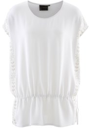 Blusa con ricamo, bpc selection