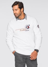 Pullover regular fit, bpc selection, Bianco