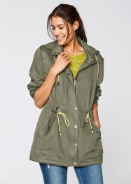 Parka, bpc bonprix collection, Verde oliva
