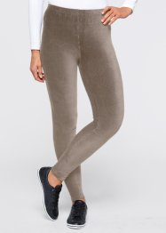 Leggings in velluto, bpc bonprix collection