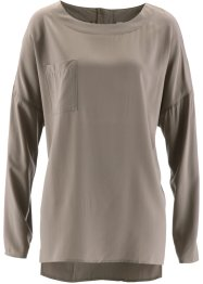 Blusa con cerniera, bpc bonprix collection