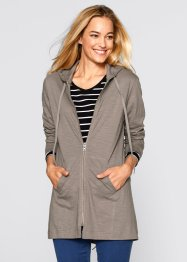 Parka in maglina, bpc bonprix collection, Marroncino