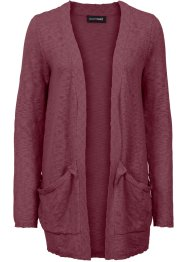 Cardigan, BODYFLIRT, Bordeaux
