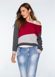 Pullover multicolore, RAINBOW