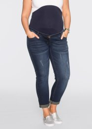 Jeans boyfriend prémaman, bpc bonprix collection, Dark blu stone