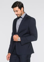 Giacca slim fit, bpc selection, Blu scuro