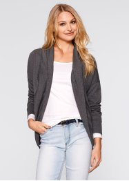 Cardigan in felpa, bpc bonprix collection
