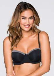 Reggiseno a balconcino (pacco da 2), bpc bonprix collection