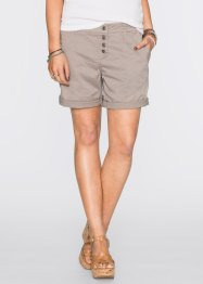 Shorts chino, RAINBOW, Grigio
