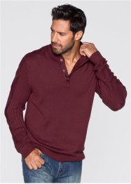 Pullover regular fit, John Baner JEANSWEAR, Indaco