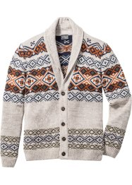Cardigan slim fit, RAINBOW