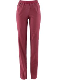 Pantaloni, bpc bonprix collection, Rosso acero