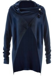 Cardigan tradizionale, bpc bonprix collection, Blu scuro