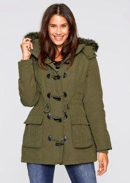 Parka, bpc bonprix collection, Kaki