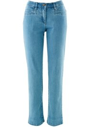 Jeans elasticizzato modellante corto, bpc bonprix collection