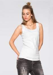 Top con nastrini di satin, RAINBOW