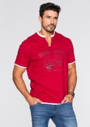 Maglia con bottoncini allo scollo regular fit, John Baner JEANSWEAR