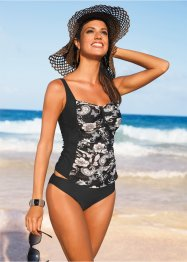 Tankini, bpc selection, Nero / beige