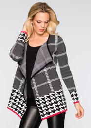 Cardigan, BODYFLIRT boutique, Nero